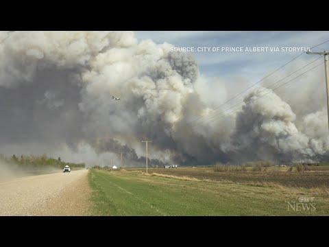 State of emergency declared in Prince Albert, Sask.