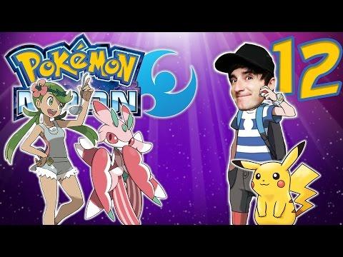 LA JUNGLA UMBRIA! E12 Pokemon Moon - [LuzuGames]