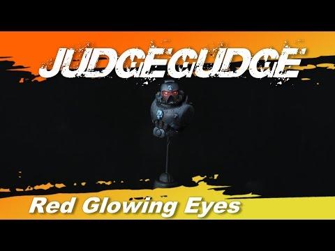 Tutorial: Painting Red Glowing Eyes