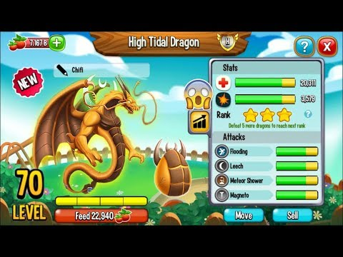 Dragon City - High Eternal Dragon, NEW HEROIC RACE | Upcoming Events! 😱