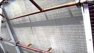 System zraszania Dry & Spray LUVE COLDTEAM Sp. z o.o.
