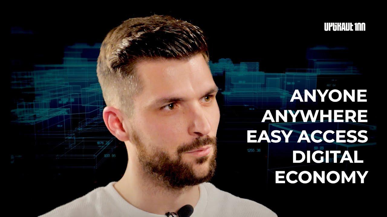 ELROND: The Future of Blockchain - Made in Transylvania | UPGRADE 100 Exclusive