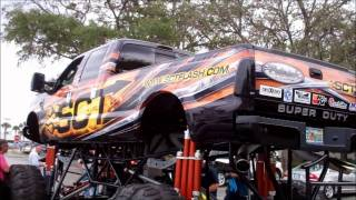 Biggest 4x4 Lift You'll Ever See @ Brandon Ford in Tampa Fl