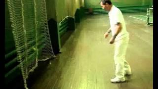 как научиться смотреть на мяч с работой ног