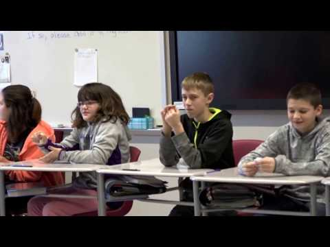 Kindness at Shikellamy Middle School