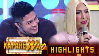 Vice wonders why Ion came to work early | It's Showtime KapareWho