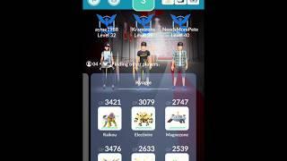 Pokémon Go - Level 5 Raid - Kyogre