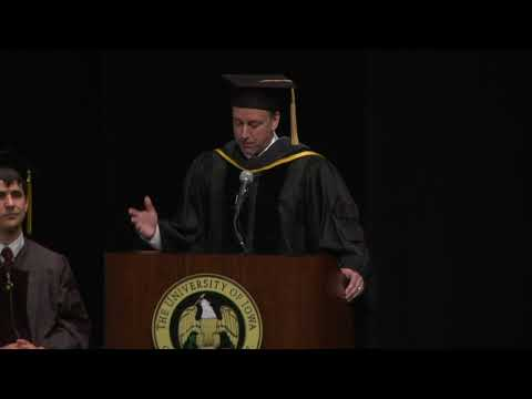 UI Carver College of Medicine Graduate Commencement - May 11, 2018