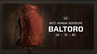 Men's Baltoro | Backpacking // Gregory Packs