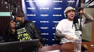 Mac Miller & the Sway in the Morning Mystery Sack: Story of Lost Virginity & Favorite Genre of Porn