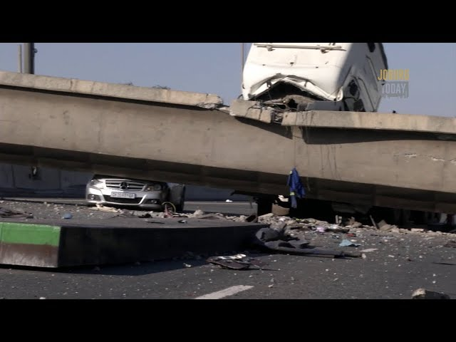 City News - N3 Bridge Collapse