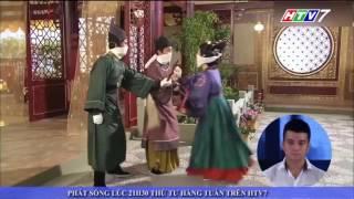 """Cười té ghế Trường Giang và Thụy Mười lồng tiếng """"Cung Tâm Kế"""" =))"""