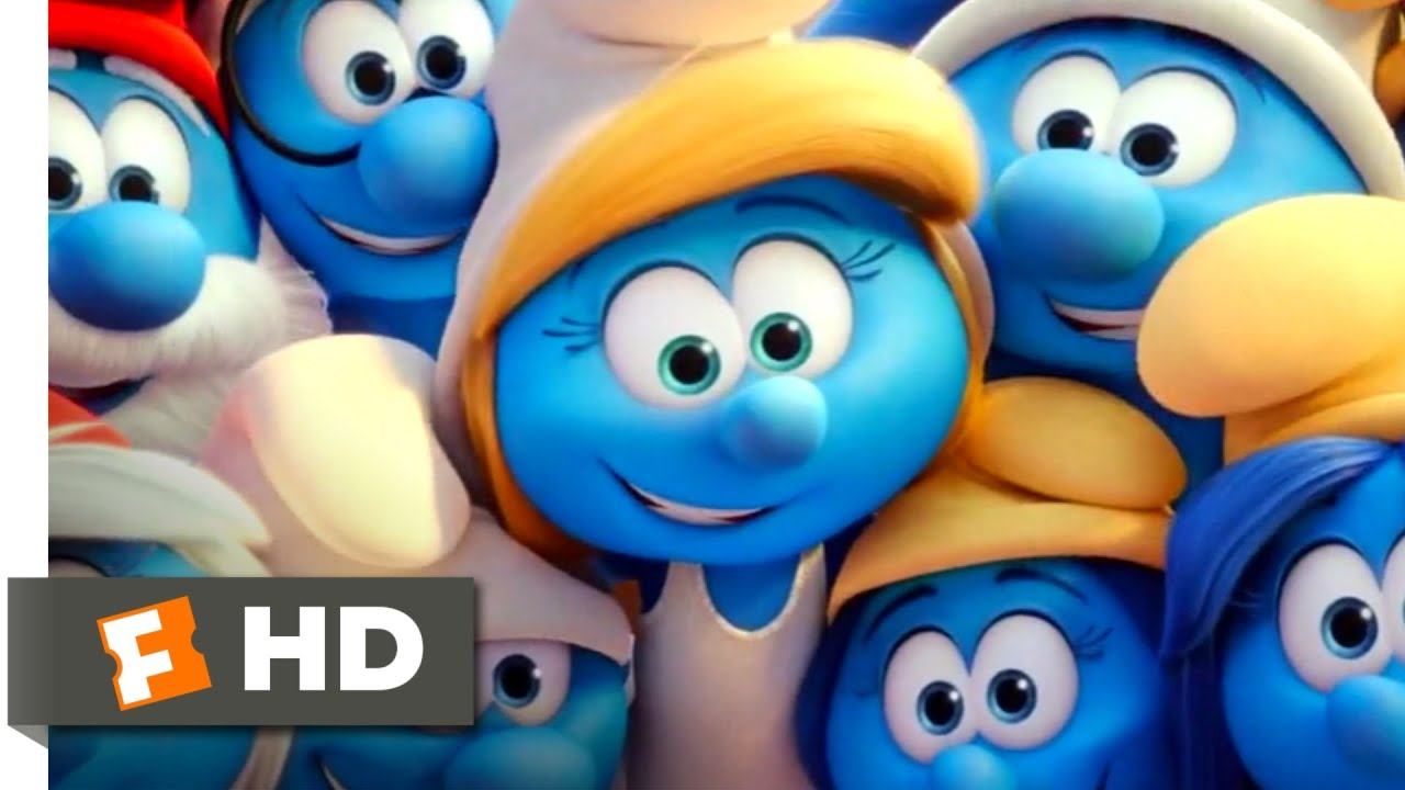 Download Smurfs: The Lost Village - I'm a Lady | Fandango Family