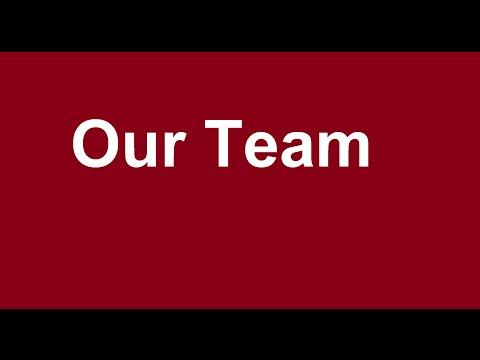 Our Team فريق العمل[Sample Website HTML + CSS #10]