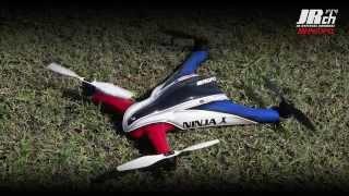 JR Multicopter NINJA 400MR