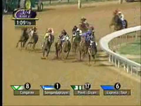 Monarchos - 2001 Kentucky Derby