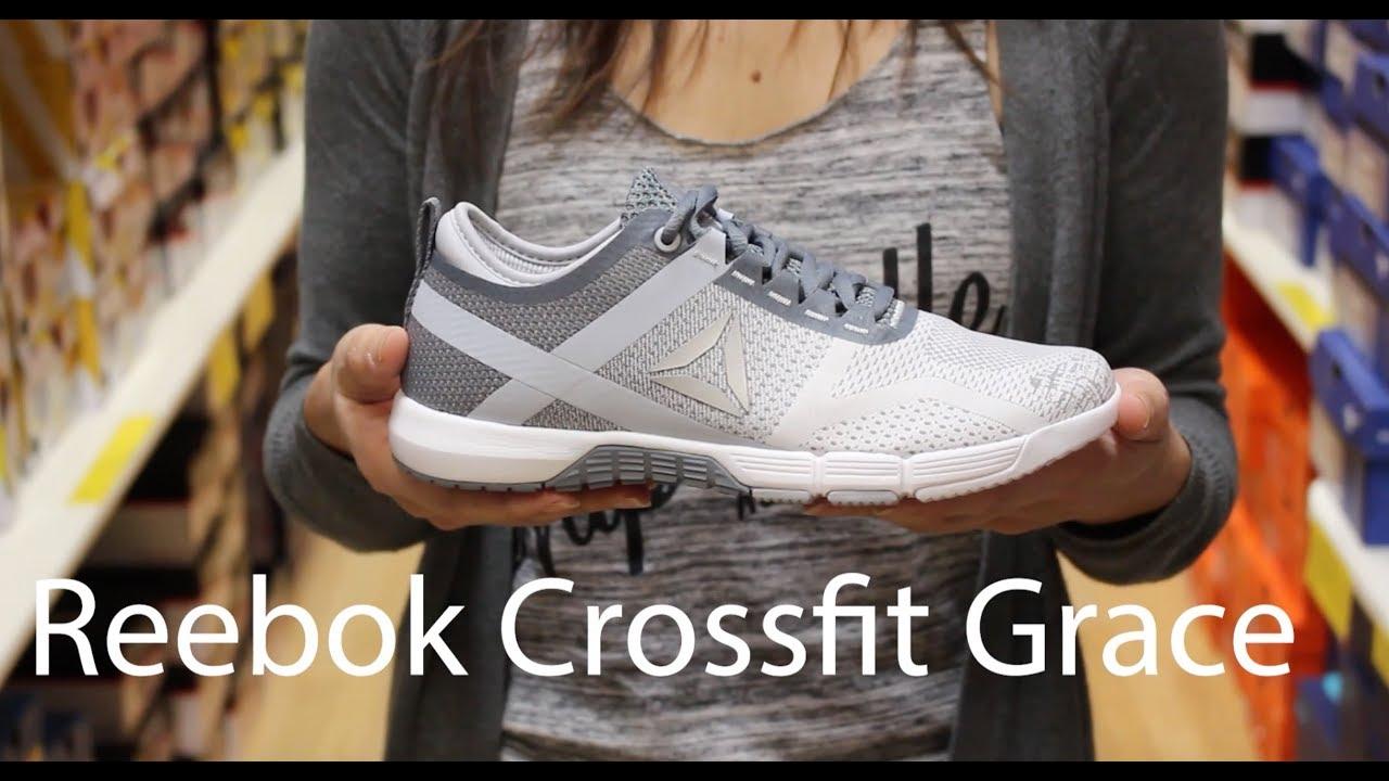 477a7b04ee12 Reebok Crossfit Grace Shoe Review - YouTube