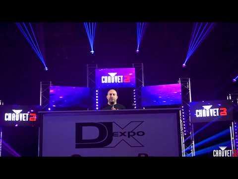 CHAUVET DJ 2017 DJ Expo Stage Tour
