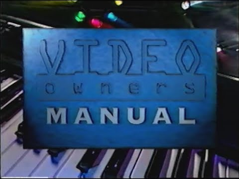 Roland XP10 Video Users Manual