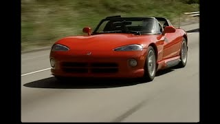 MotorWeek | Retro Review: '93 Dodge Viper RT/10