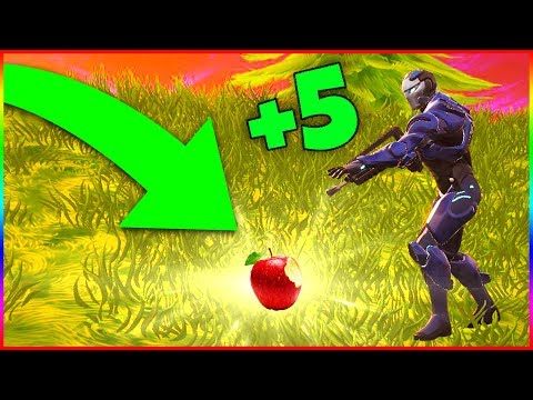 Where To FIND NEW APPLE ITEM In FORTNITE! Fortnite APPLE Item UPDATE! (Fortnite BR Update)