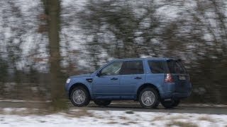 Land Rover Freelander 2 SD4
