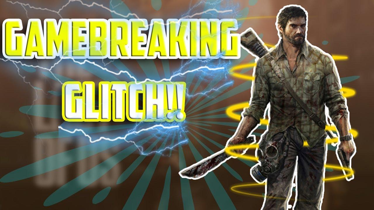 Game Breaking Glitch The Last Of Us Beach Map Glitch