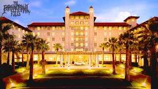 👻A GHOST watches over HIS HAUNTED HOTEL to this DAY (Galvez Hotel) [Paranormal Vlog  2018 HD]👻
