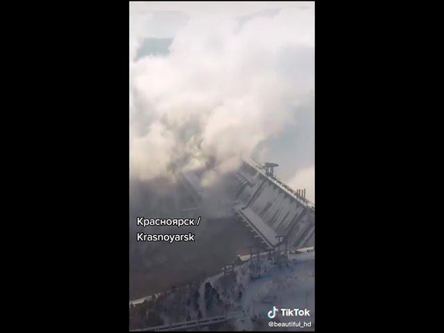 Красивый ролик - Красноярск с высоты. Зима. -30°С. 4K съёмка Vadim Makhorov