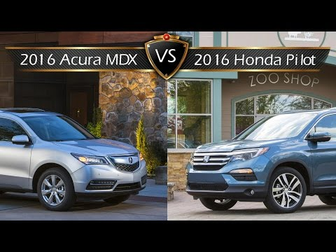 2017 acura mdx advance vs infiniti qx60 deluxe tech f for Infiniti qx60 vs honda pilot