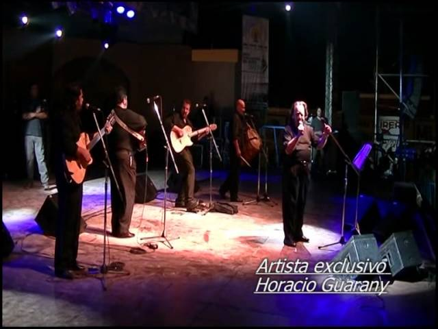 HORACIO GUARANY EN VIVO EN CRUZ DEL EJE CORDOBA Videos De Viajes