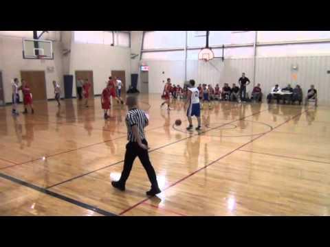 Northern Plains Christian Academy Boys vs Calvary Baptist Academy