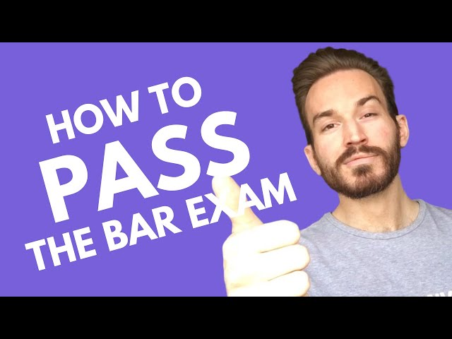 How to Pass the Bar Exam: Study Less, Practice More