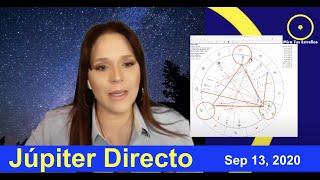 JÚPITER DIRECTO Sep 13 2020 y Cómo Afectará a Cada Signo
