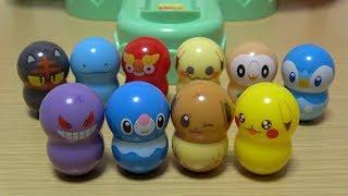 ポケモン クーナッツ レースゲーム クーナッツ ポケモン ゲットゲーム Pokémon Race Game #pokemon