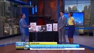 Baixar Talk Show Taufik Noor Pelukis Kreatif - IMS