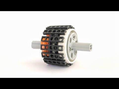 Lego Freewheel Mechanism Ideas - Lego Technic Mastery