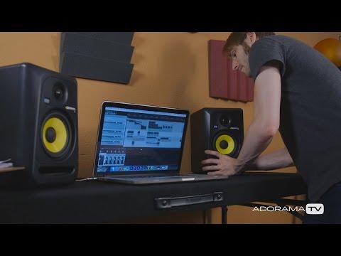 Home Recording Studio Monitors: Making Waves with David Day