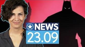 WB Games teasern neues Batman Spiel an - News