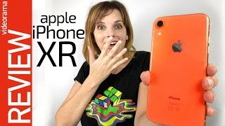 Apple iPhone XR review (con SORPRESA) -MÁS colores MENOS pantalla-