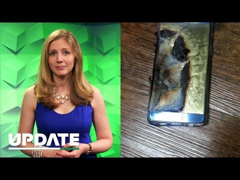Samsung explains what went wrong with exploding Note 7 battery (CNET Update)