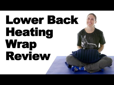 Lower Back Heating Wrap by Sunny Bay Review