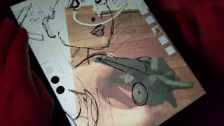 First Look at Ethel Book 2 - Drawing with Lord Karnage