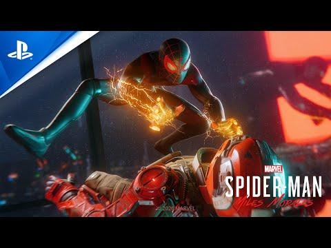 Marvel's Spider-Man: Miles Morales - Trailer Recap I PS5