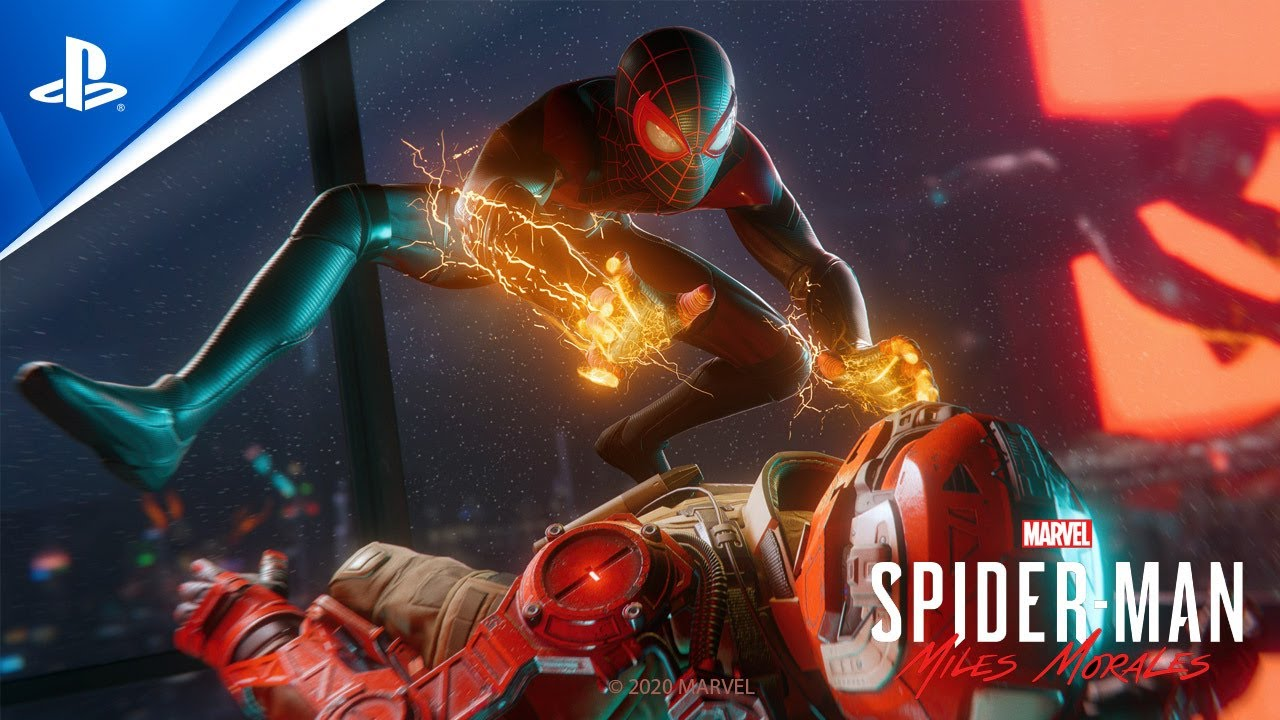 Marvel's Spider-Man: Miles Morales – An update from Insomniac Games –  PlayStation.Blog