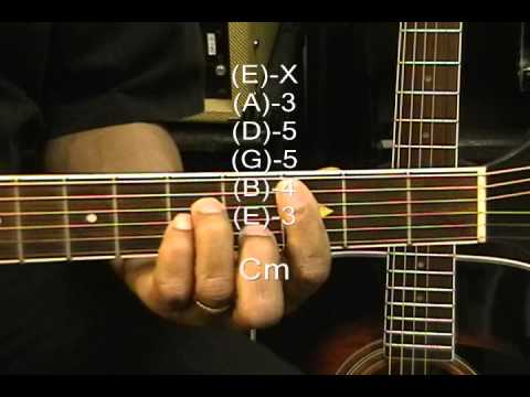 Guitar Chord Form Tutorial #141 How To Play Pharrell Williams Style Chords Lesson Instruction