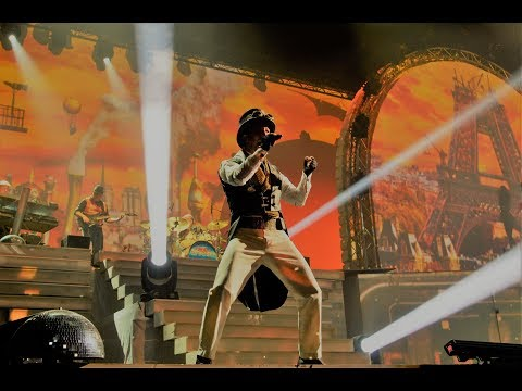 DJ BoBo - What A Feeling (Mystorial LIVE DVD/Blu-Ray)