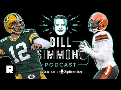 Rodgers's Resurrection, Steelers-Browns, And Guess The Lines Week 2 | The Bill Simmons Podcast