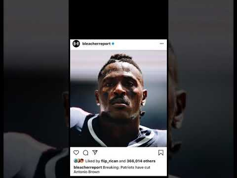 Tone Kapone - Antonio Brown Released .. Is this the end?