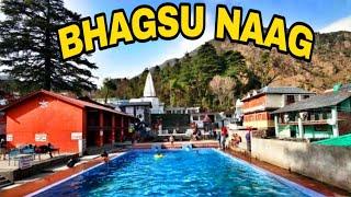 bhagsu naag temple | Dharamshala